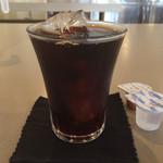 サントクカレー - 201510 アイスコーヒー