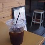 バーミリオン espresso bar & info. - 2015.10 アメリカーノ アイス 500円テイクアウト