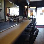 大衆居酒屋 ちゃぶ屋 - 「ちゃぶ屋」カウンター席