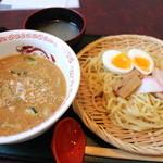 42588656 - ピリ辛ミソつけ麺