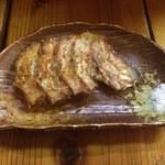 蓮 - チーズ 餃子(5ヶ)