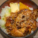 海 - 上富良野豚の豚丼【2015年9月】