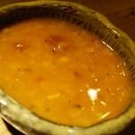 羅空 - 豆のスープ