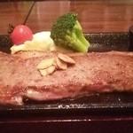 ステーキなぐら - 黒毛和牛特選サーロインステーキ佐賀牛200g