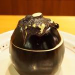 日本料理 たかむら - 賀茂茄子