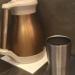 42596623 - 麦茶とポット
