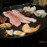 Beer&BBQ KIMURAYA - 27年10月訪問