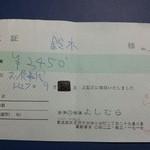 42599200 - ごちそうさまでした!by Ichiro Suzuki 鰻屋の鈴木じゃないよ!