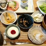 離島キッチン - 隠岐島ランチ