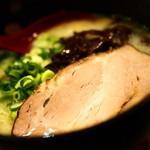 麺や偶 もとなり - 700円『もとなりラーメン』2015年10月吉日