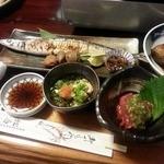 松寿し - 秋刀魚・マグロ・たちポン