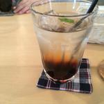 ハナミズキカフェ - ティーソーダ