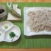 せせらぎ亭 - 料理写真:せぜらぎの森蕎麦(十割)