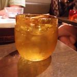 琉球・梅酒ダイニング てぃーだ - 琉球グラス