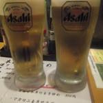 爺爺 - ビール!(2015.9.26)