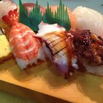 長津寿司店 - 握り寿司