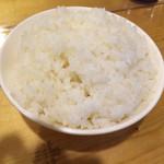 庄稼院 - 白飯 中(150円)