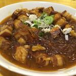 庄稼院 - 猪肉炖粉条(980円)