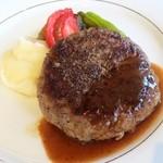 42607082 - きざみ肉のステーキ