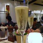 ヴェル・ボワ - シャンパン