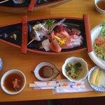 京田村 - 刺身定食