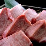 焼肉の龍園 - 熟成タン