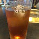 焼肉 新羅 - ウーロン茶(¥280)