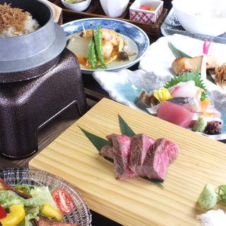 天然鮮魚は勿論、拘りの厳選素材が詰まったご宴会コース!!