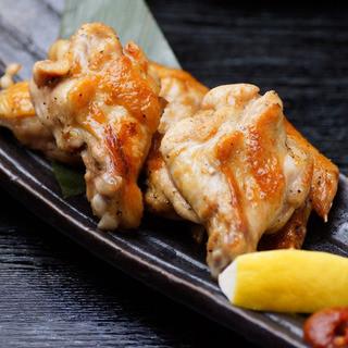 【新鮮食材】群馬県棒名山の麓で育てられた麦風鶏