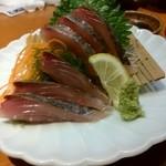 魚彦 - シマアジ