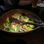 タコリブレ - アボカドのサラダ
