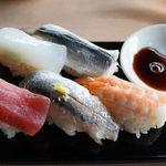 ビューアンドダイニングザスカイ - お寿司