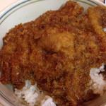 とんかつ ヒロ - 新潟ご当地カツ丼