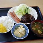 かずき - 料理写真:マイ日替り定食
