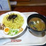 42614805 - カレーつけ麺 800円