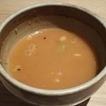ボノボ - スープ割はブーメラン方式