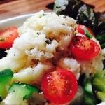 SEVEN 'S ROOM - 料理写真:ハム&ポテトサラダ