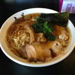 Ramentatsumi - 醤油ラーメン