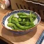 磯丸水産 - 枝豆