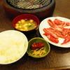焼肉せんりゅう - 料理写真:カルビ定食