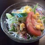 SITA - サラダ、彩りも良い!