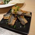 厨ぼうず - 秋刀魚の竜田揚