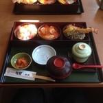 42617606 - 田園ミニセット(山元店限定)¥2052(税込み)