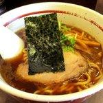 拉麺阿修羅 - 醤油らーめん!