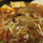 ブッチャー - 肉豆腐(辛)アップ