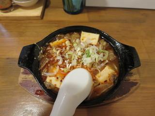 ブッチャー - 肉豆腐(辛)