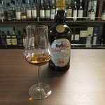 BAR CAPERDONICH  - Glenfarclas 21y old bottle (Oct. 2015)