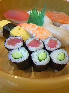 寿司処 角 日比野店