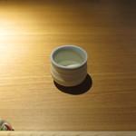 和ダイニング 一如 - 食前酒 (Sep. 2015)