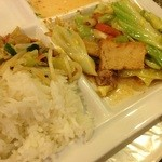 42630733 - 野菜炒め☆★野菜いっぱいで、美味しかったー!!